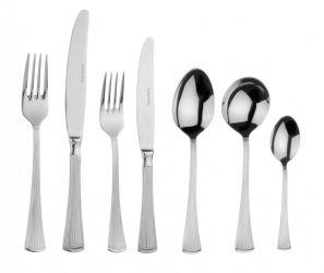 Arthur Price Arctic 44 Piece Cutlery Set