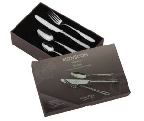 Arthur Price Monsoon Mirage 24 Piece Cutlery Set