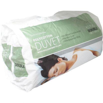 Bedroom Couture Hollow Fibre 4.5 Tog Duvet - SuperKing 260 x 225 cm