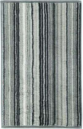 Cawo Two-Tone Multistripe Guest Towel