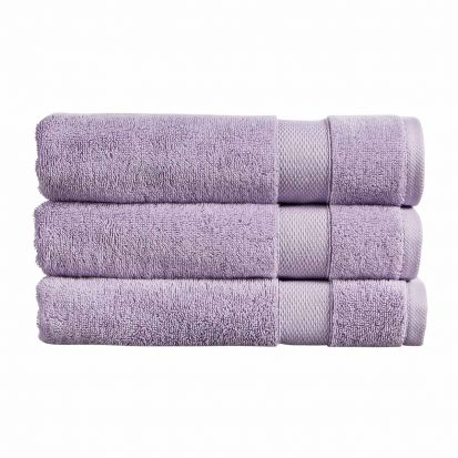 Christy Refresh Hand Towel - Lilac