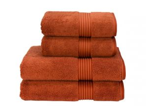 Christy Supreme Hygro Bath Towel - Paprika