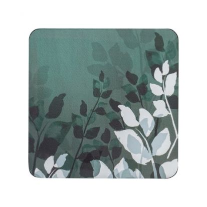Denby Foliage Green Set of 6 Coasters
