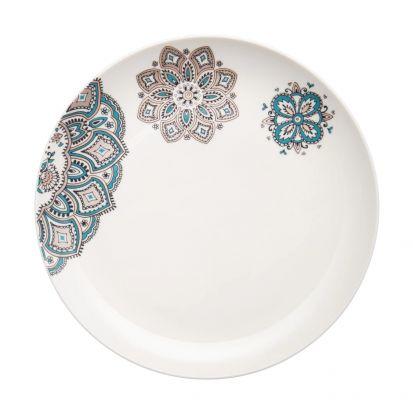 Denby Monsoon Mandala Dinner Plate