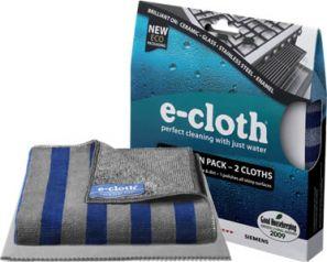 E-Cloth Hob & Oven Pack of 2 Cloths