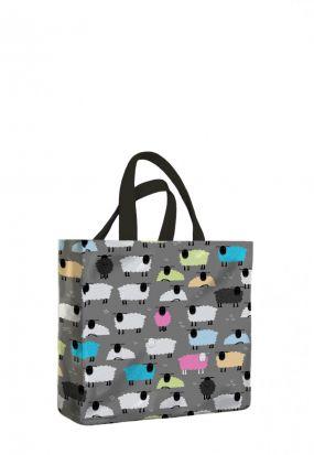 Ewe Beauty PVC Medium Gusset Bag