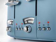 Delonghi Argento Flora 4-Slice Toaster - Blue 3