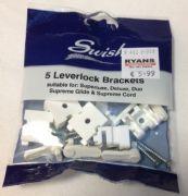 Swish 5 Leverlock Brackets