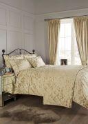 Vantona Como Jacquard Lined Curtains & Tie Backs 66